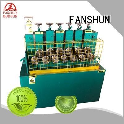 eco-friendly rod making machine surface wholesale in factory
