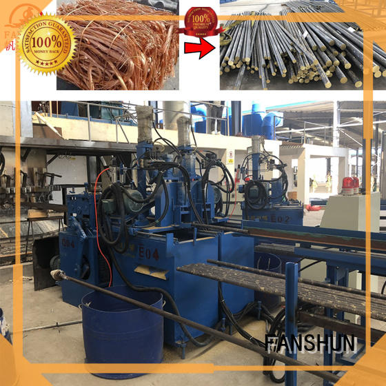 cost effective padlock machine manufacturer cutting for copper production in factory