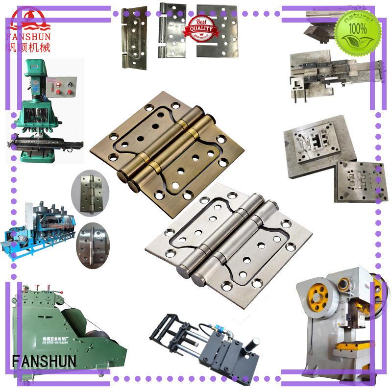 FANSHUN door piano hinge manufacturers suppliers for bronze bar production in industrial park