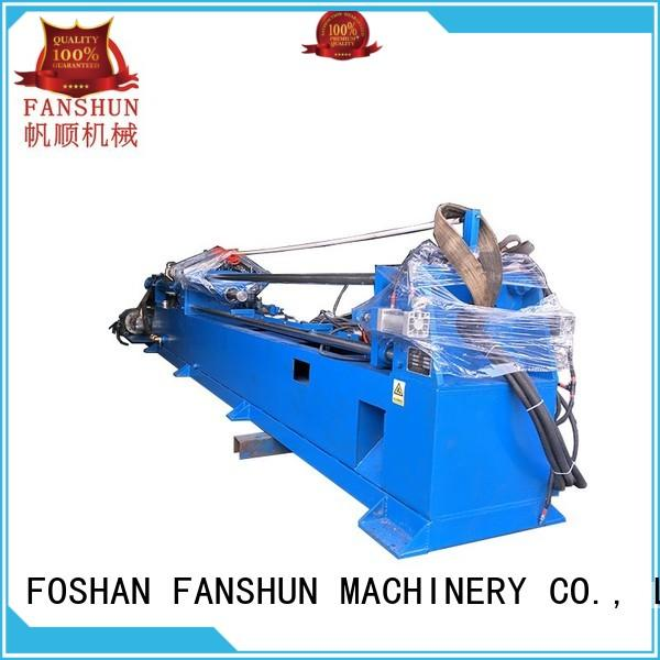 FANSHUN continuous extrusion machine for brass rod for building