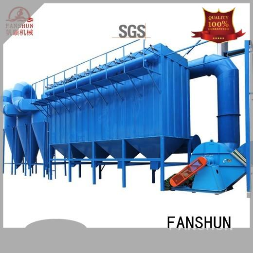 FANSHUN feeder brass billet equipment in factory