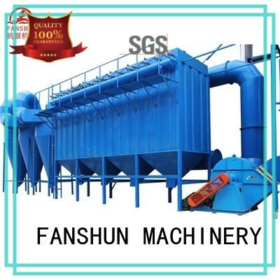 FANSHUN holding peeling machine for bronze tube production in factory