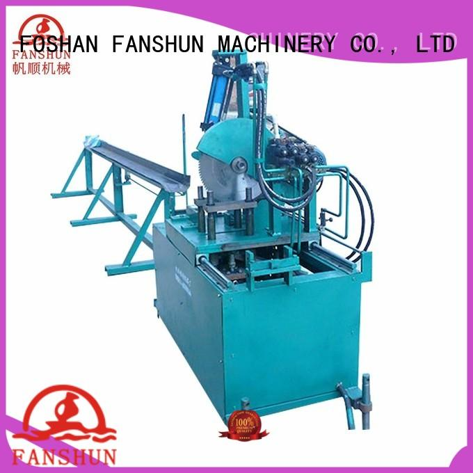 FANSHUN Brand hydraulic machine cutting cutting machine