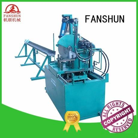 FANSHUN bronze production line for brass tube in workhouse