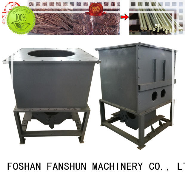 FANSHUN cost effective billet making machine in workhouse