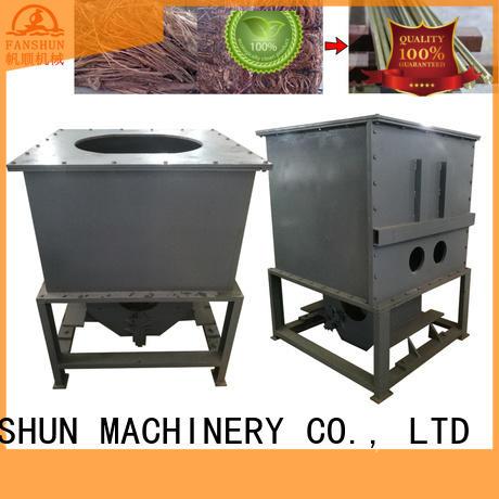 brass melting high quality OEM copper melting furnace FANSHUN