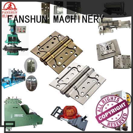solid hinge press machine making for Door hinge production line in industrial park