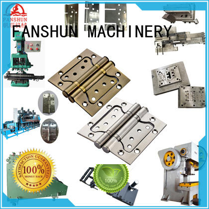 FANSHUN environmental hinges making machine for copper production in workhouse