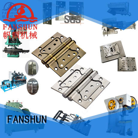 FANSHUN butt induction furnace for Door hinge production line in workhouse