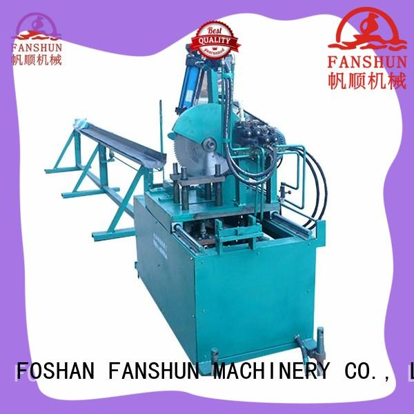 FANSHUN feeder brass extrusion machine for copper pipe for building
