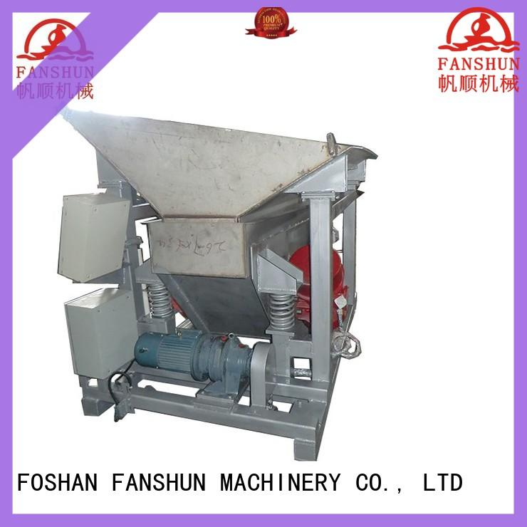 FANSHUN cost effective padlock machine manufacturer for brass production in industrial park
