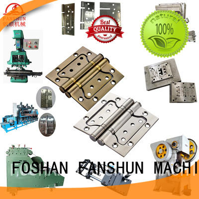 FANSHUN butt automatic straightening machine in factory