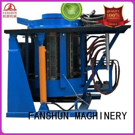 FANSHUN line peeling machine in industrial park