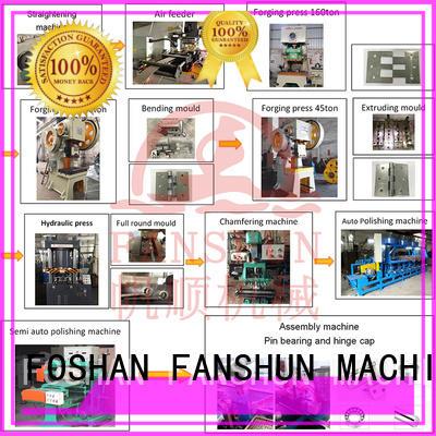 Wholesale line dust hinges making machine FANSHUN Brand