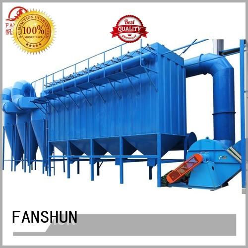 FANSHUN safety die casting production line producer in workhouse