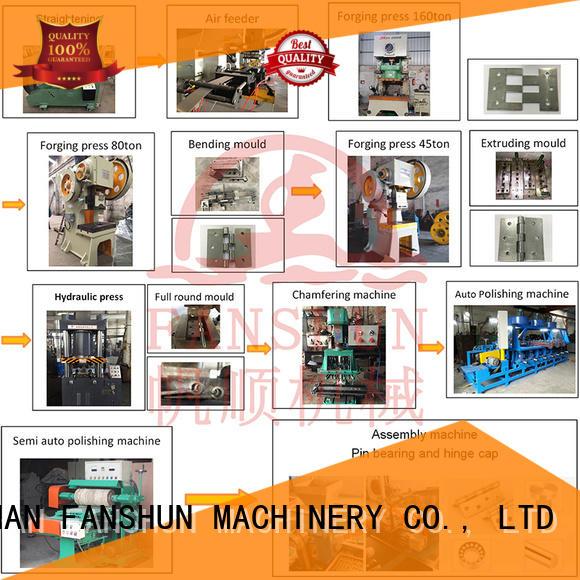 Stainless steel door hinge,iron hinge production line machinery equipment