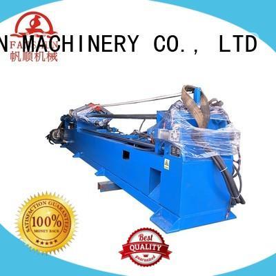 bar copper free oxygen FANSHUN Brand peeling machine supplier