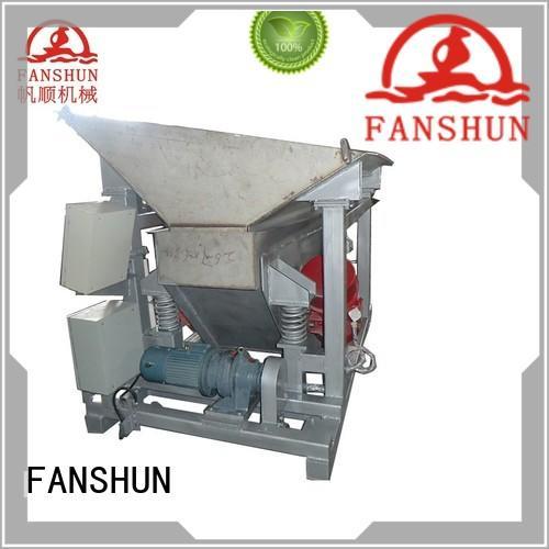 FANSHUN aluminium brass valve machine for straightening hexagon bar in factory