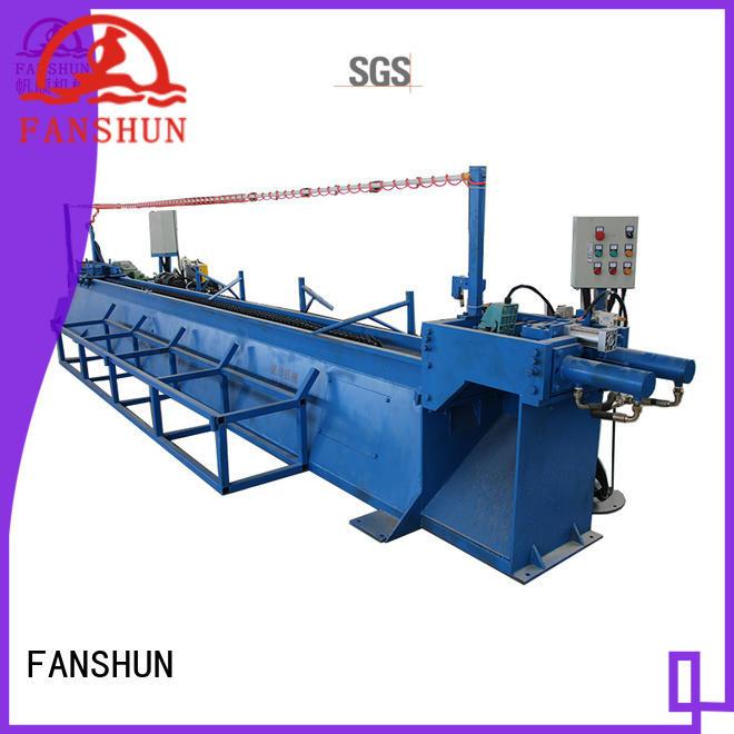 FANSHUN hot-sale padlock machine manufacturer in industrial park