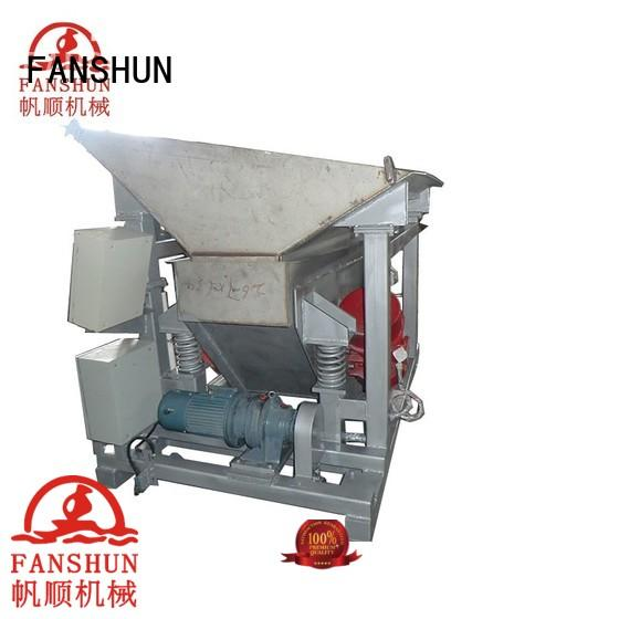 FANSHUN tube production line in industrial park