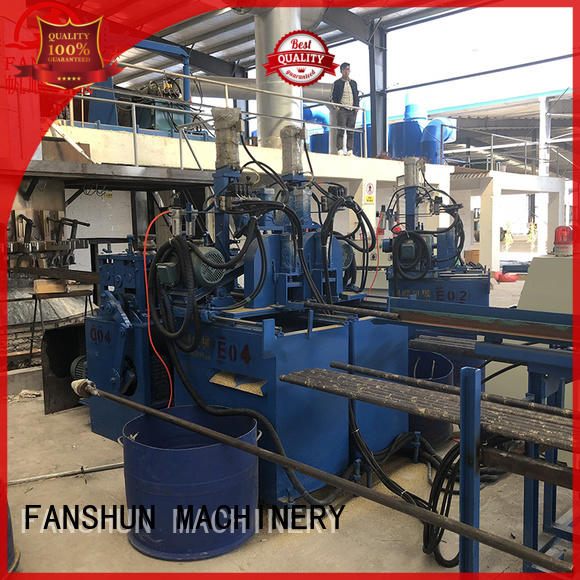 FANSHUN automatic ball valve manufacturer quick transaction in factory