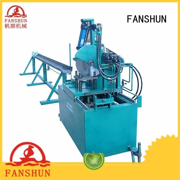 FANSHUN hot-sale brass billet making machine for copper production in factory