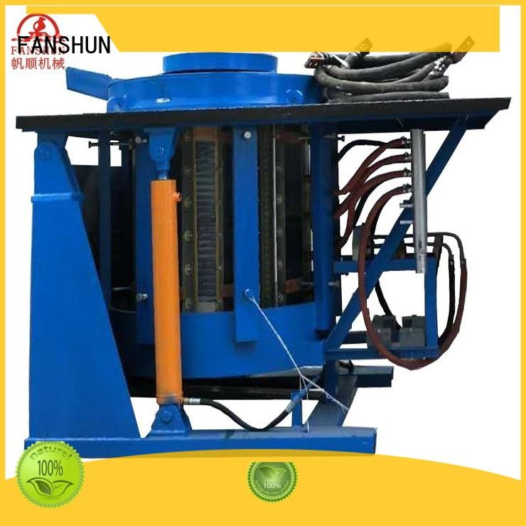 FANSHUN rodbrass copper tube production wholesale in industrial park