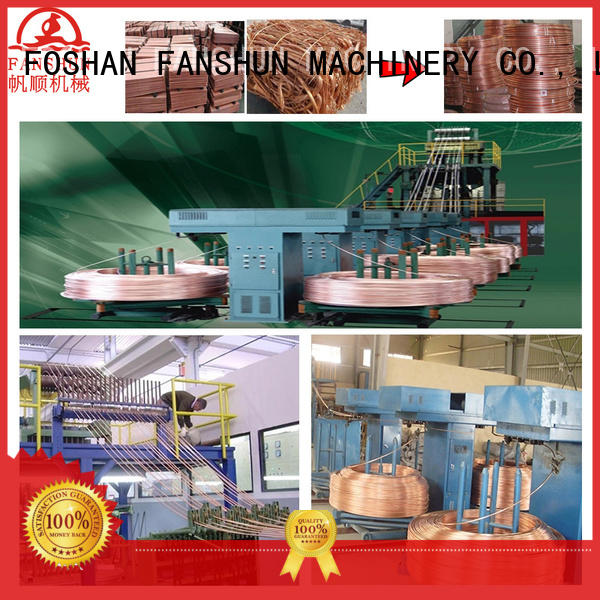FANSHUN quality brass sheet plant China factory for zinc