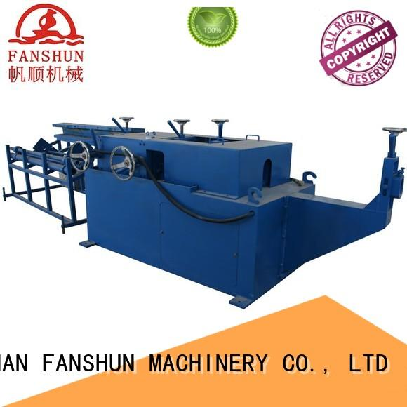 FANSHUN Brand or machine brass hinge making machine bars factory