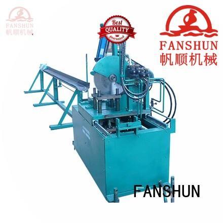 FANSHUN melting die casting machine producer for zinc