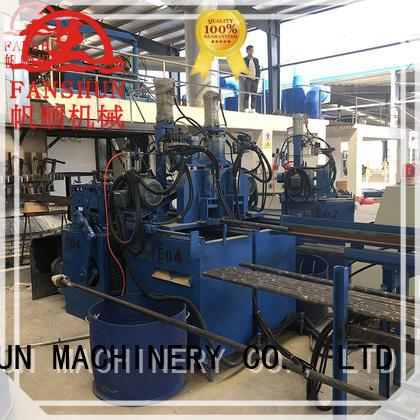 rod ball valve forging machine copper casting FANSHUN company