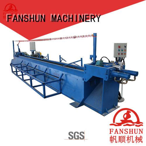 FANSHUN affordable ingot casting machine in industrial park